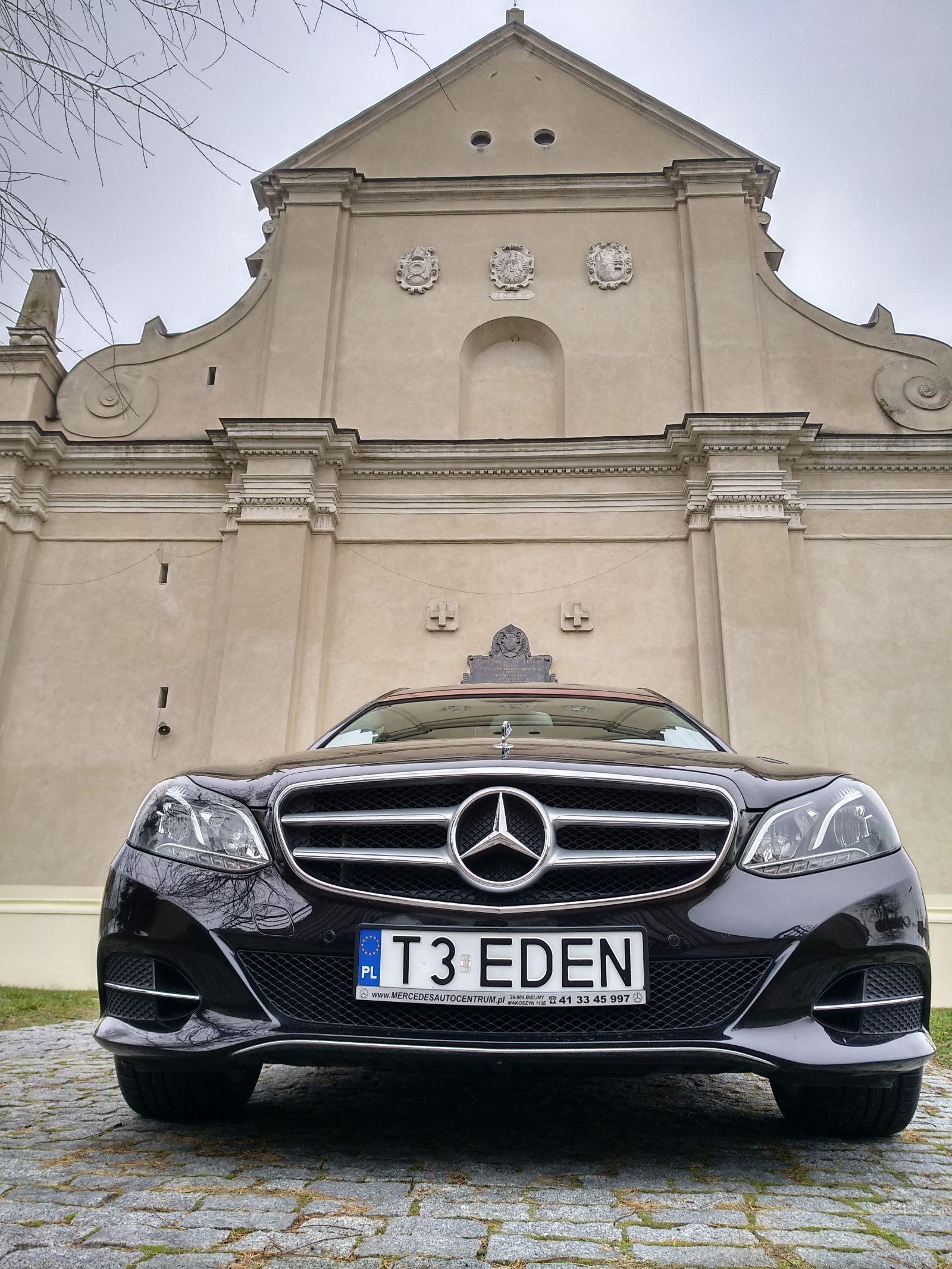 karawan Mercedes