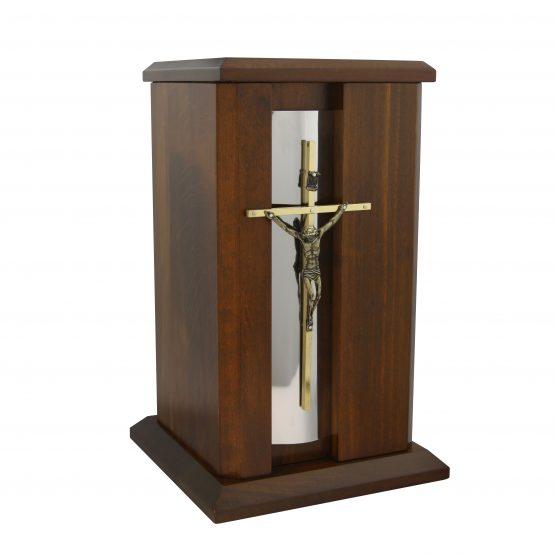 urna krzyż